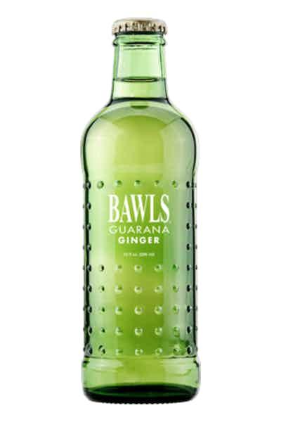 BAWLS Guarana Ginger Ale
