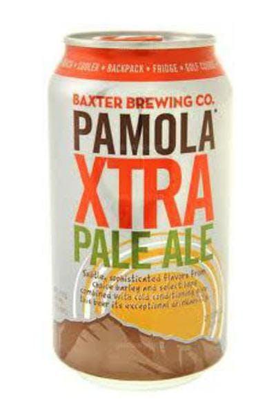 Baxter Brewing Pamola Xtra Pale Ale