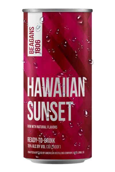 Beagans 1806 Hawaiian Sunset