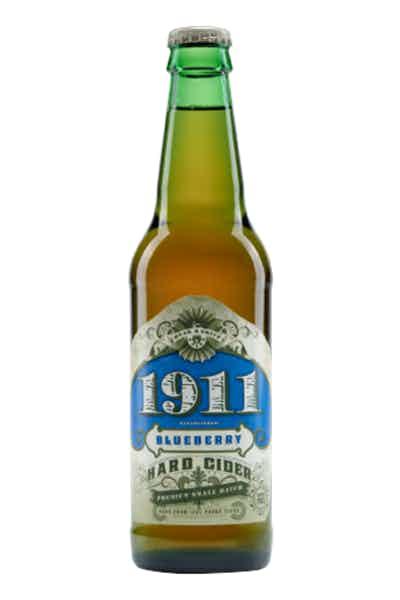 Beak and Skiff 1911 Blueberry Hard Cider