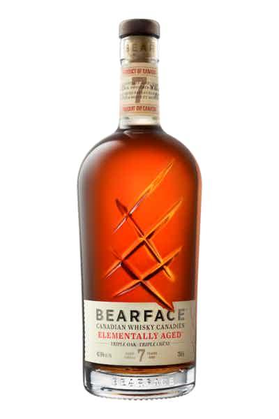Bearface Triple Oak Canadian Whisky