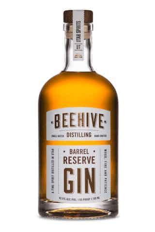 Beehive Barrel Reserve Gin