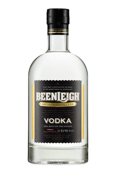 Beenleigh The Cane Cutter Vodka