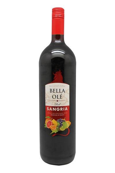Bella Ole Red Sangria