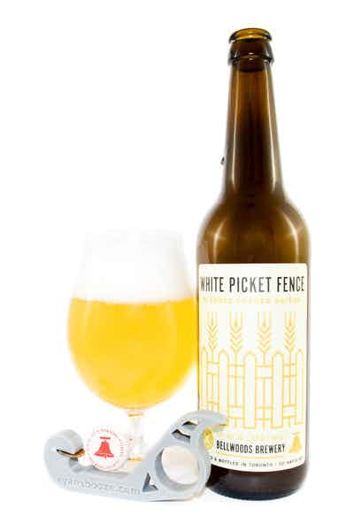 Bellwoods Brewery White Picket Fence Saison