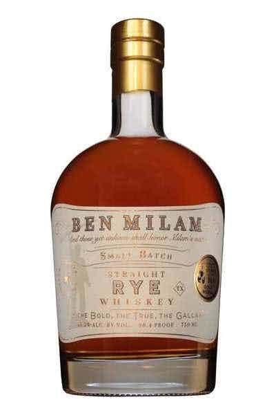Ben Milam Small Batch Rye