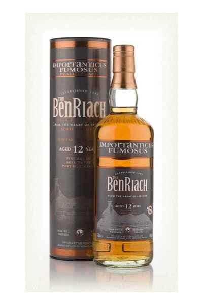 Benriach 12 Port Finish