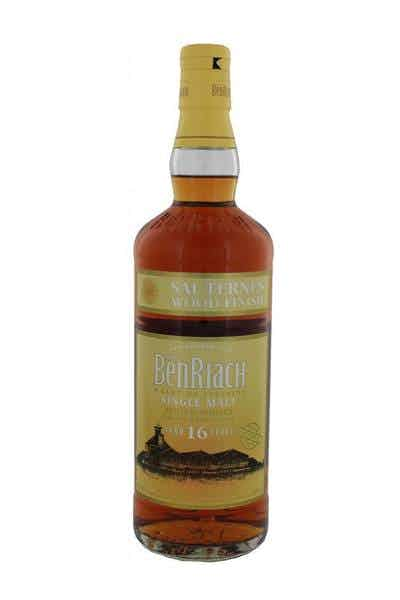 BenRiach Sauternes Finish Aged 16 Years