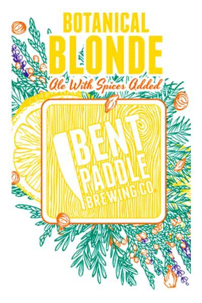 Bent Paddle Botanical Blonde Ale
