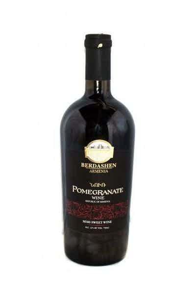 Berdashen Pomegranate Wine