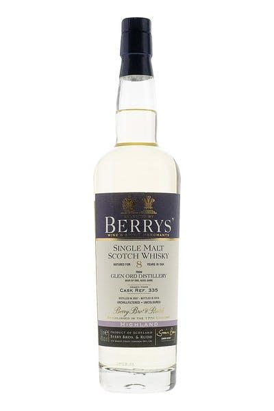 Berrys' Glen Ord 8 Yr