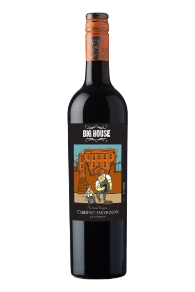 Big House The Usual Suspects Cabernet Sauvignon