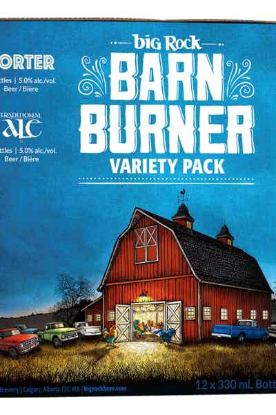 Big Rock Barn Burner Variety Pack
