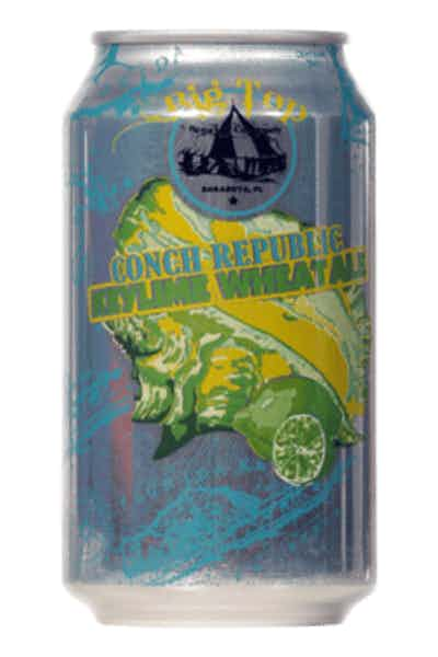 Big Top Brewing Company Conch Republic Key Lime Wheat