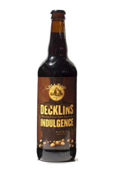 Big Top Decklin's Indulgence Peanut Butter Chocolate Brown Ale