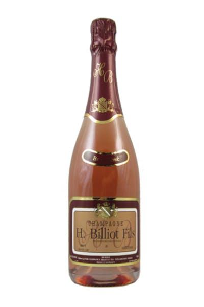 Billiot Brut Rose