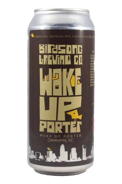 Birdsong Brewing Wake Up Porter