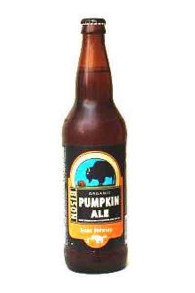 Bison Pumpkin Ale