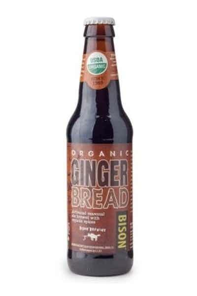 Bison Seasonal Ginger Bread