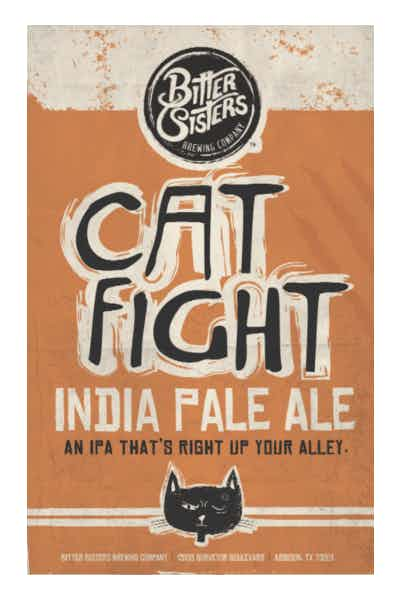 Bitter Sisters Cat Fight IPA