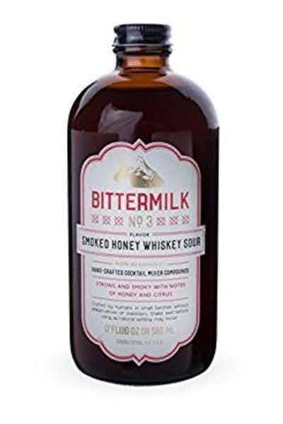 Bittermilk #3 Smoked Honey Whiskey Sour