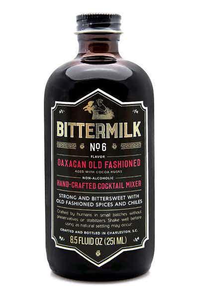 Bittermilk #6 Oaxacan Old Fashioned