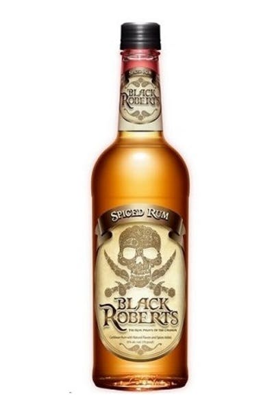 Black Roberts Spiced Rum