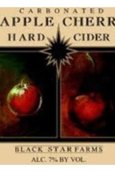 Black Star Apple Cherry Cider
