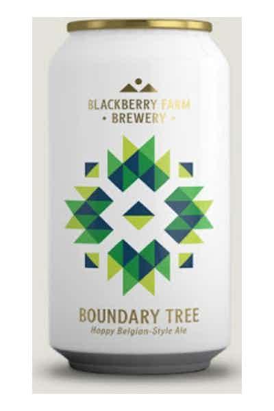 Blackberry Farm Boundary Tree
