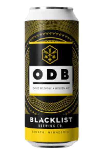 Blacklist ODB (Or De Belgique)