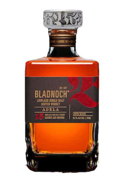 Bladnoch Adela Single Malt Scotch 15 Year