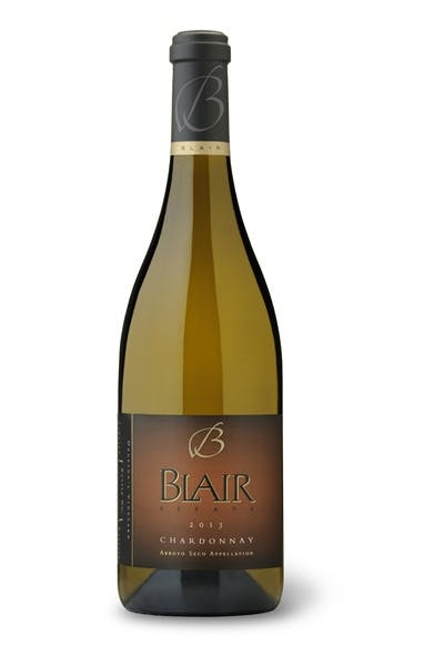 Blair Estate Chardonnay, Delfina's Vineyard
