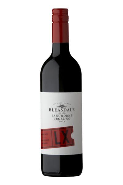 Bleasdale Langhorne Crossing Red Blend