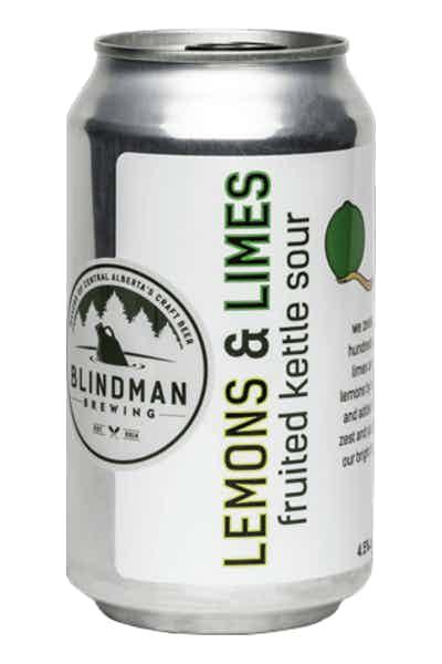 Blindman Lemons & Limes Kettle Sour
