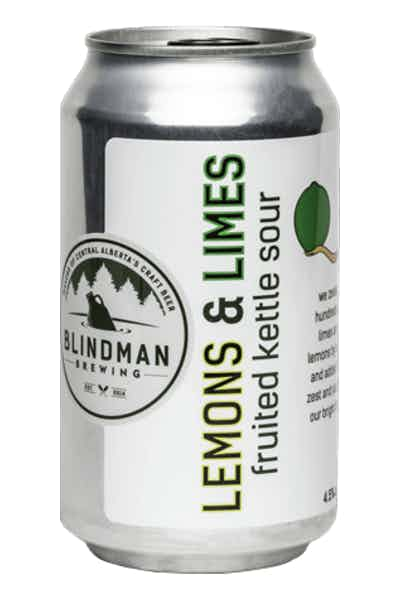 Blindman Lemons & Limes Kettle Sour