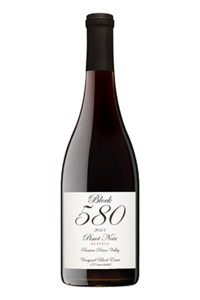 Block 580 Pinot Noir Russian River