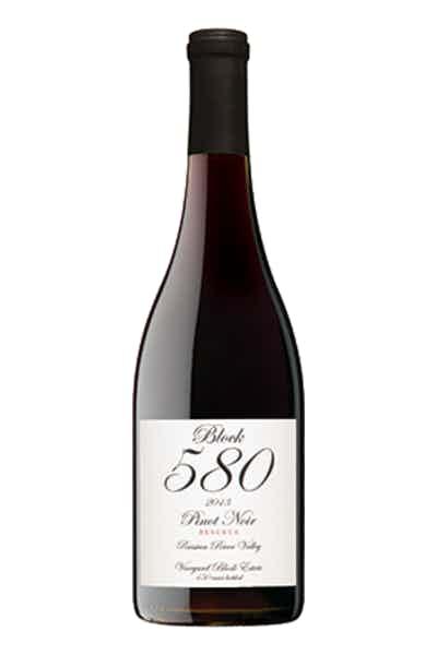 Block 580 Pinot Noir Russian River