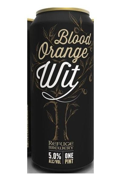 Blood Orange Wit