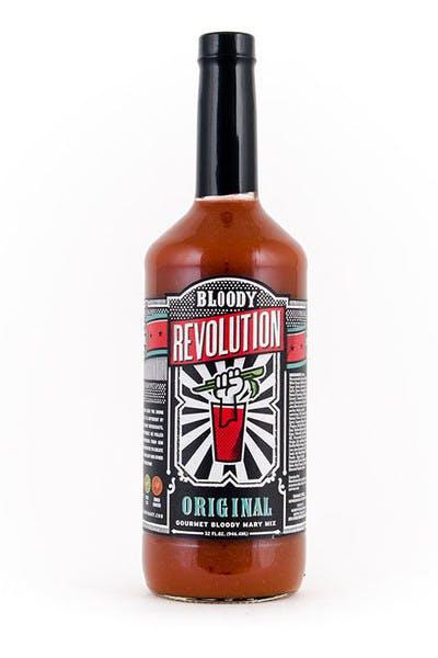 Bloody Revolution Original Bloody Mary Mix