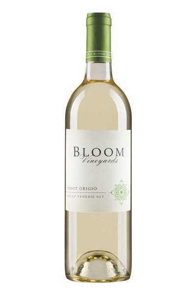 Bloom Vineyards Pinot Grigio Venezie