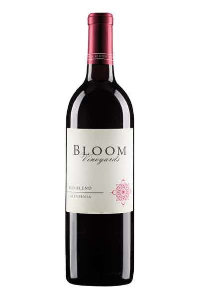 Bloom Vineyards Red Blend California