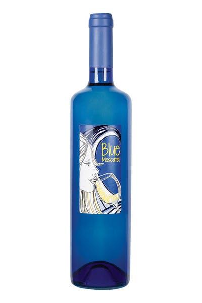 Blue Navarra Moscatel