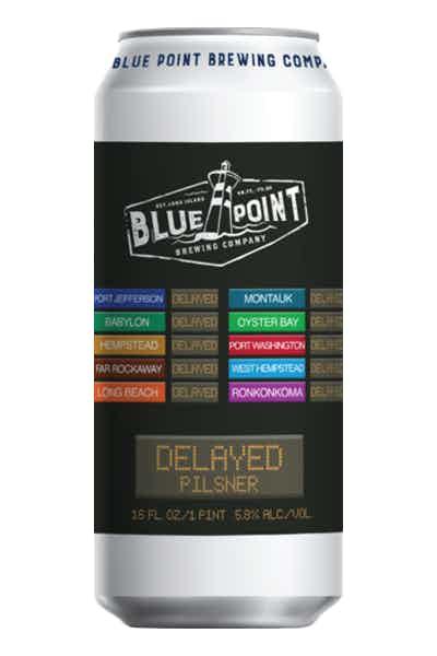 Blue Point Delayed Pilsner