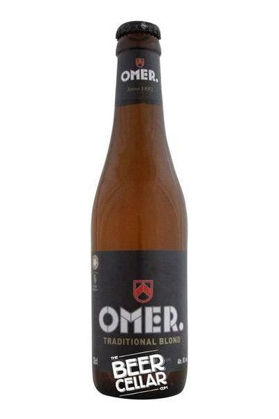Bockor Omer Traditional Blonde Ale
