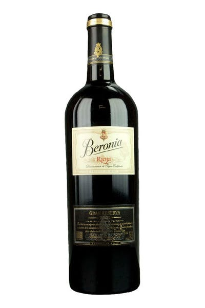 Bodegas Beronia Rioja Gran Reserva 2004