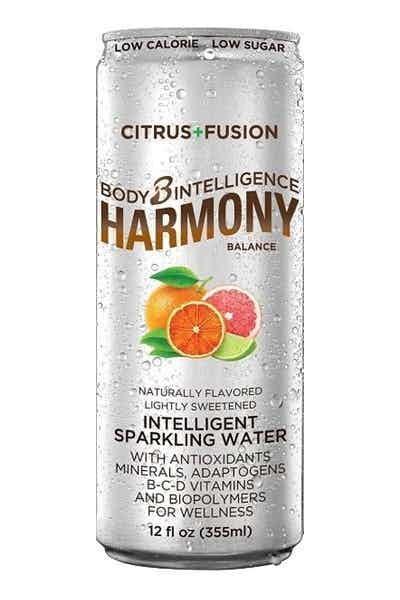 Body Intelligence Harmony Citrus+Fusion