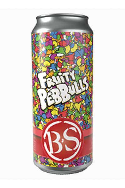 Bolero Snort Fruity Pebbull