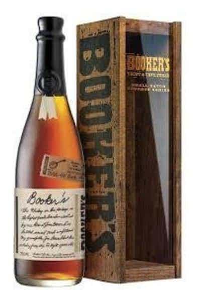 Booker's Bourbon Noe Hard Times