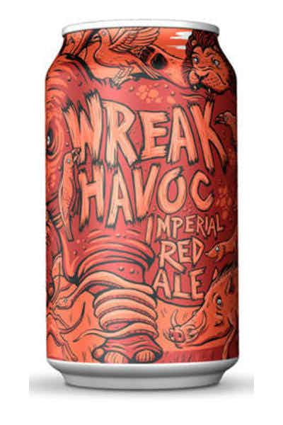 Bootstrap Wreak Havoc Imperial Red Ale