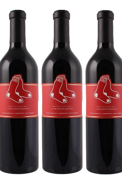 Boston Red Sox Cabernet Sauvignon Club Series Reserve
